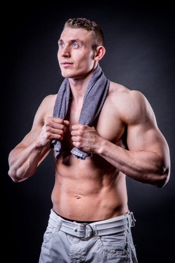 Imagefoto des Personal Trainers Alex Ricker