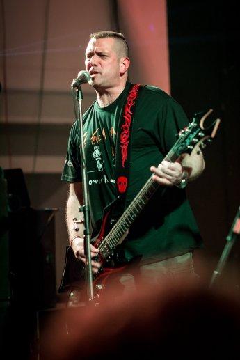 Fotografische Begleitung des Auftritts der Heavy Metal Band Powerhead