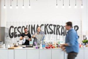 Tolles Ambiente zum Fotografieren des Küchenworkshops