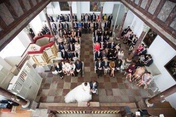 Die Hochzeitskapelle im Eutiner Schloss