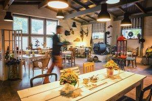 Cafe und Blumenbinderei Gruenspan