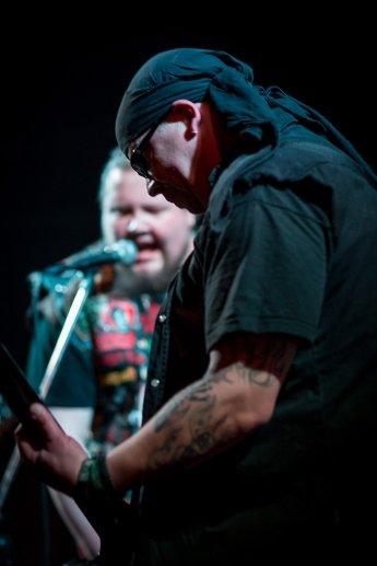 Heavy Metal Konzertfotografie