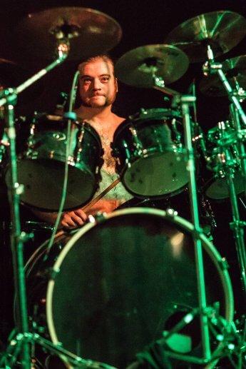 Schlagzeuger der band Powerhead