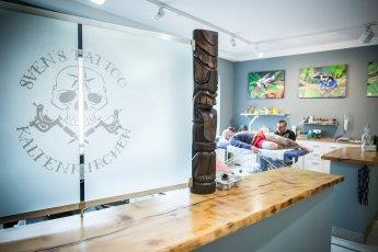Arbeitsabläufe im Tattoostudio in Kaltenkirchen