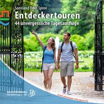 Titelfoto aus einem gemeinsamen Fotoshooting mit dem Tourismusverband Seenland Oder/Spree