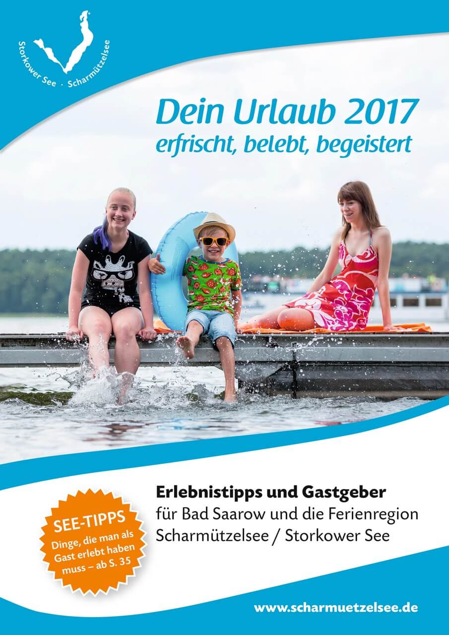 Frontcover aus Fotoshooting