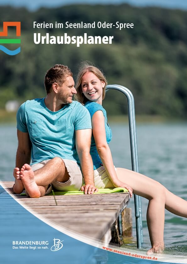 Frontcover aus Fotoshooting mit Tourismusverband Seenland Oder/Spree