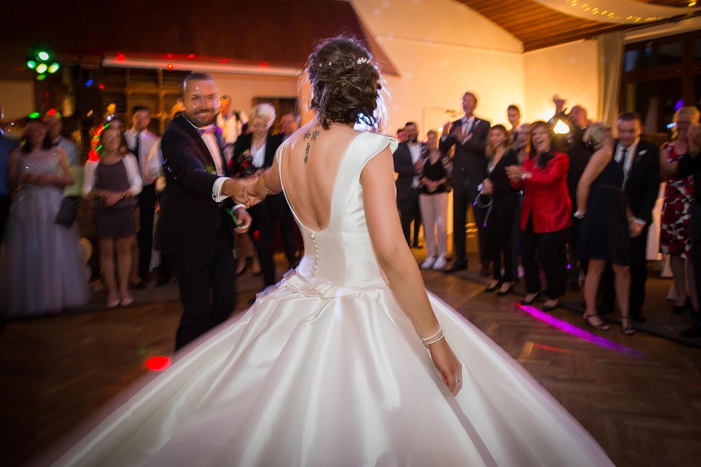 Eröffnungstanz in der Hochzeitslocation Westerhof