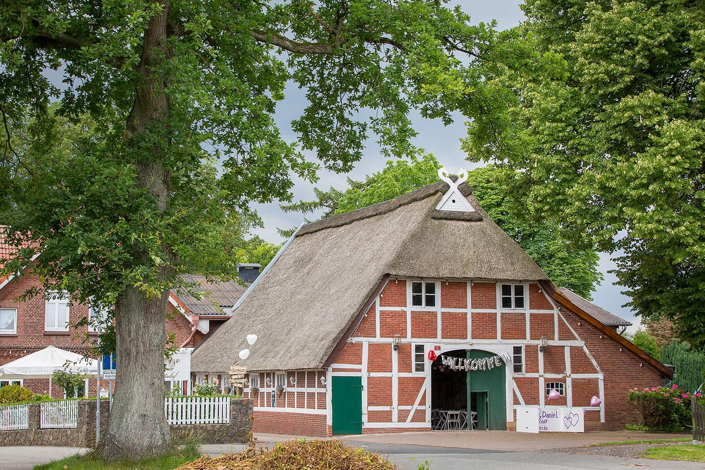 Hochzeitslocation Westerhof