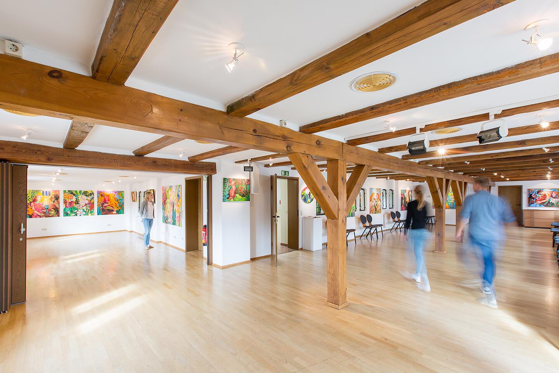 Galerie in der Alte Dampfbäckerei