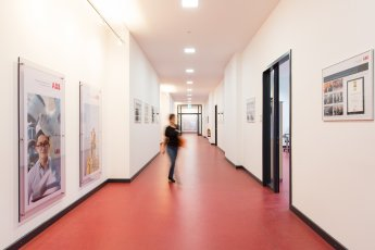 Unternehmensfotografie im ABB Ausbildungszentrum