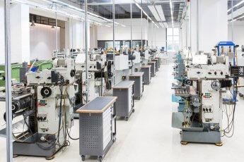ABB Ausbildungszentrum in Berlin – Innenaufnahme