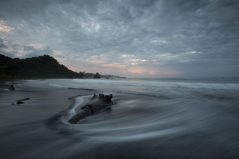 Unbearbeitetes Foto der Landschaftsfotografie