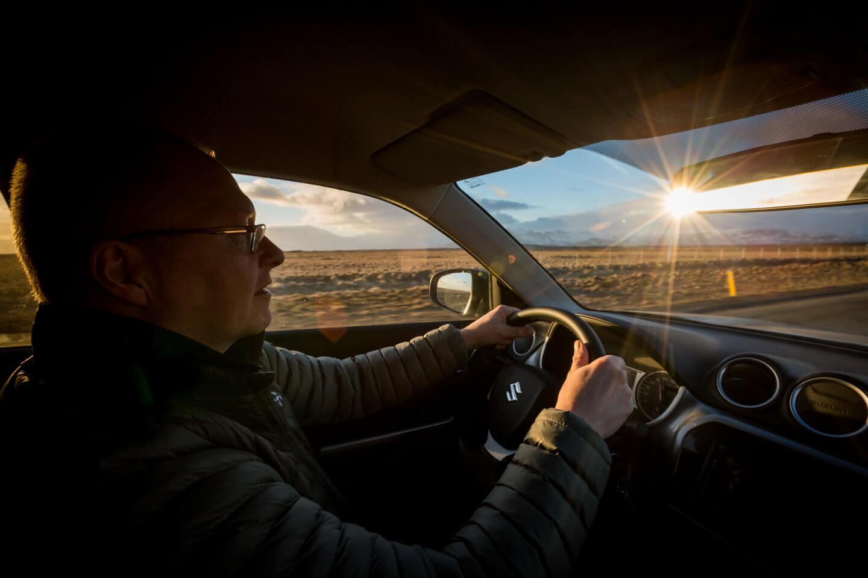 Fototrip: Mit dem Auto durch Island