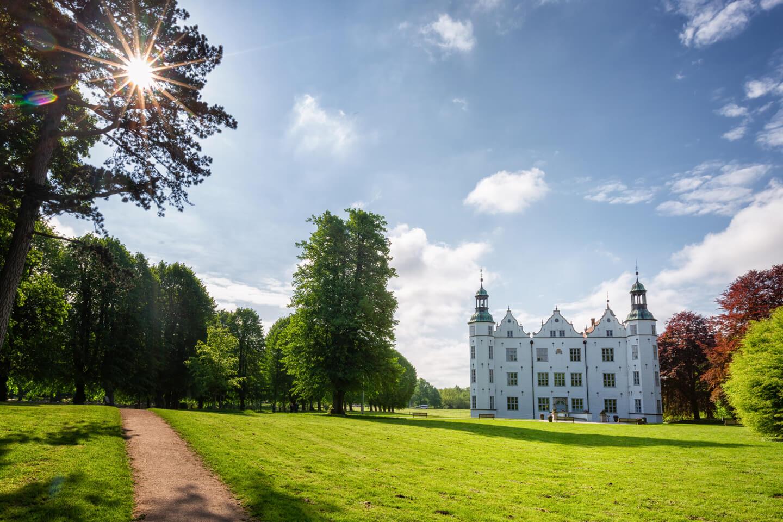 Standesamtliche Trauung im Schloss Ahrensburg