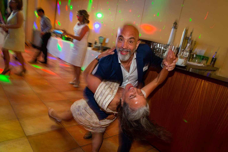 Tanzflaeche im Leuchtturm Harburg bei Hochzeitsfeier