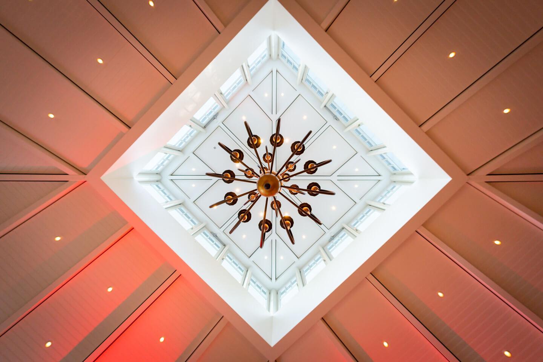 Detailfoto Decke Leuchtturm