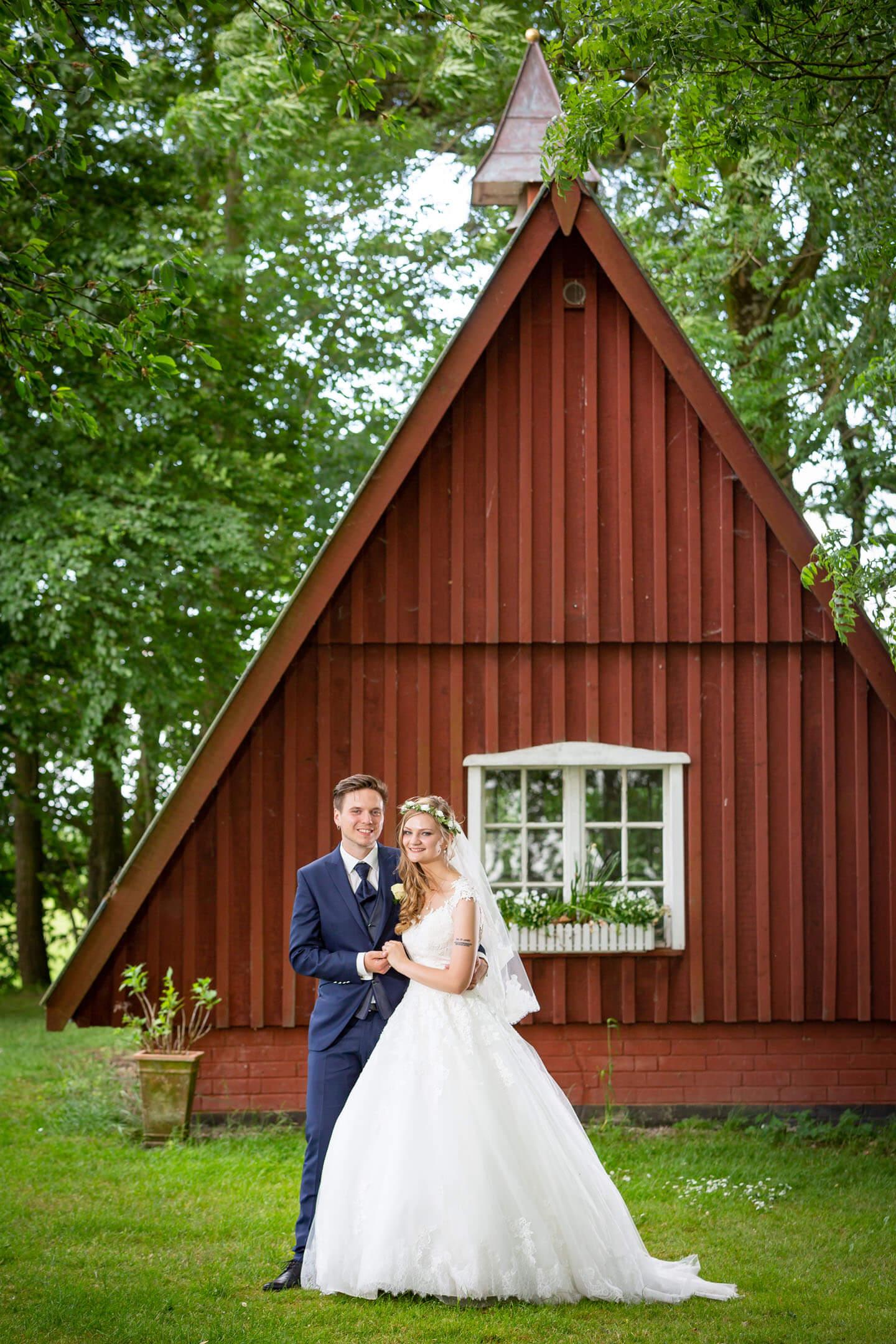 Raa-Besenbek - Alte Ziegelei. Eine tolle Location zum Feiern und für Hochzeitsfotos