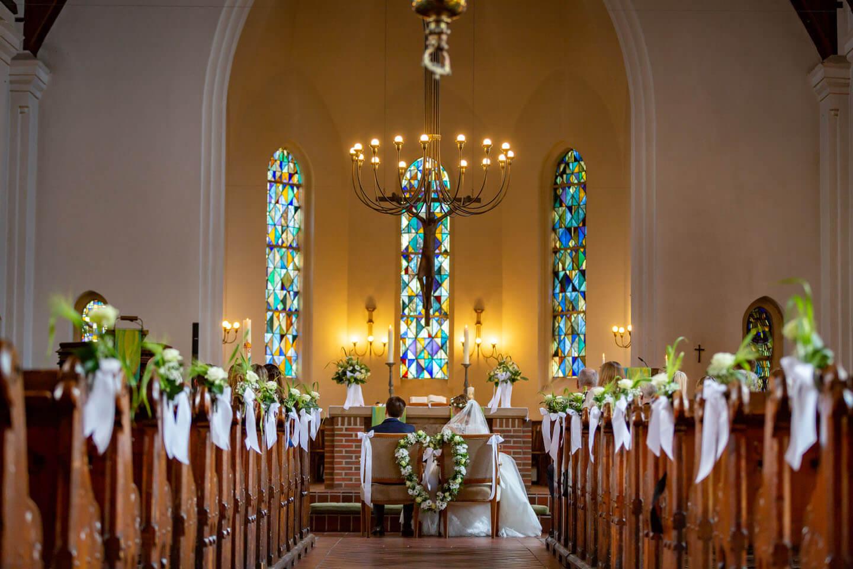 Hochzeitsreportage Michaeliskirche Kaltenkirchen