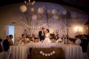 Hochzeitspaar im Landgasthaus Westerhof