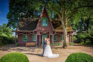 Hochzeitsfotos im Altonaer Volkspark in Hamburg