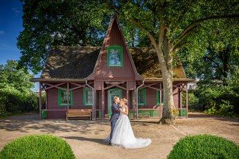 Hochzeitsfotos im Altonaer Volkspark - eine tolle Location