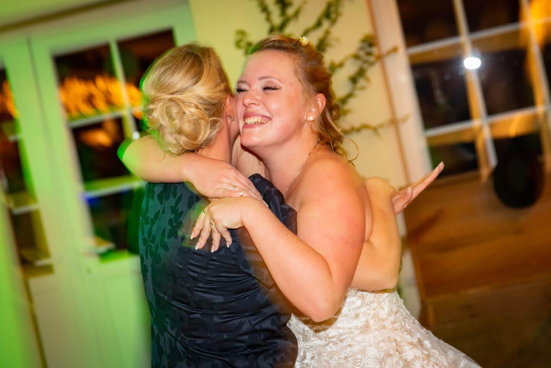 Stimmung auf der Hochzeitsfeier