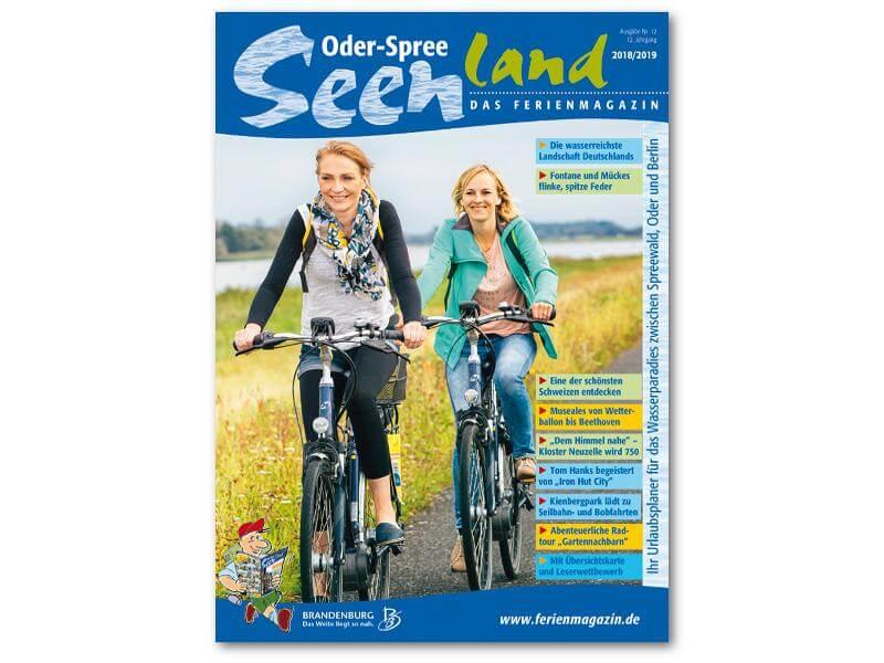 Ferienmagazin Coverfoto