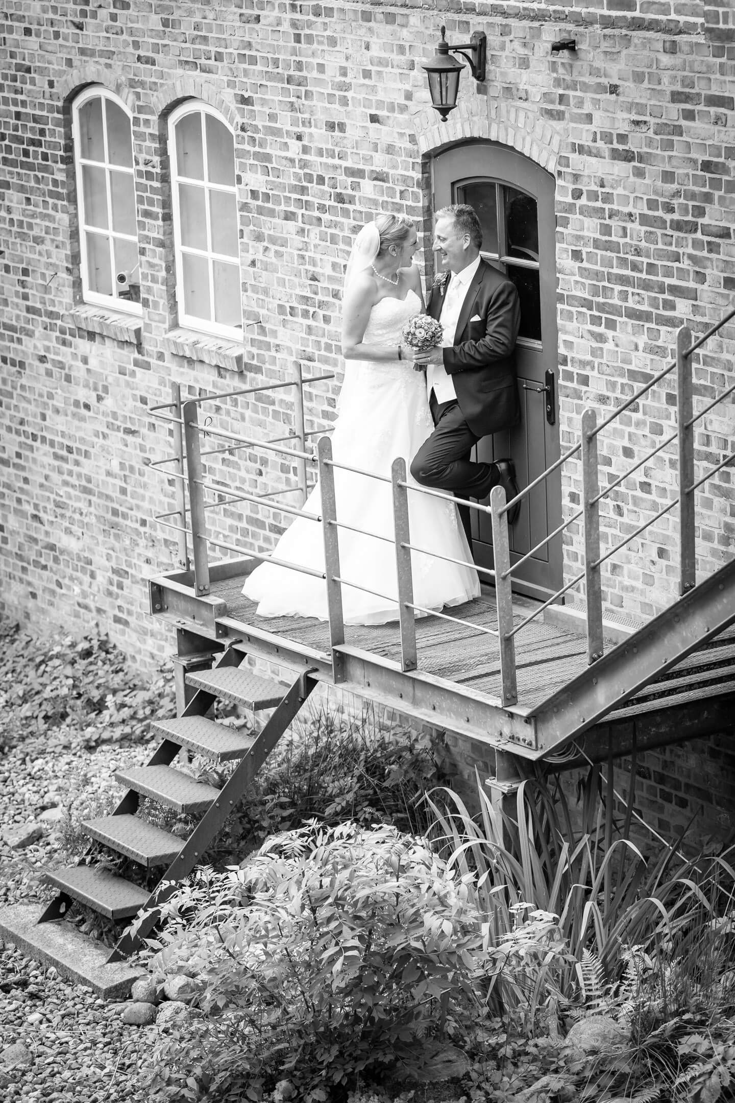 Brautpaar beim Brautpaarshooting