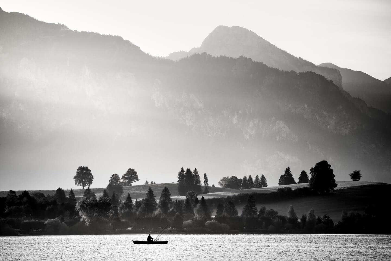 Bildbearbeitung In Schwarz Weiß Oder Farbe Florian Läufer