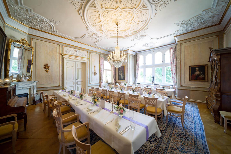 Hochzeitslocation Tremsbütteler Schloss