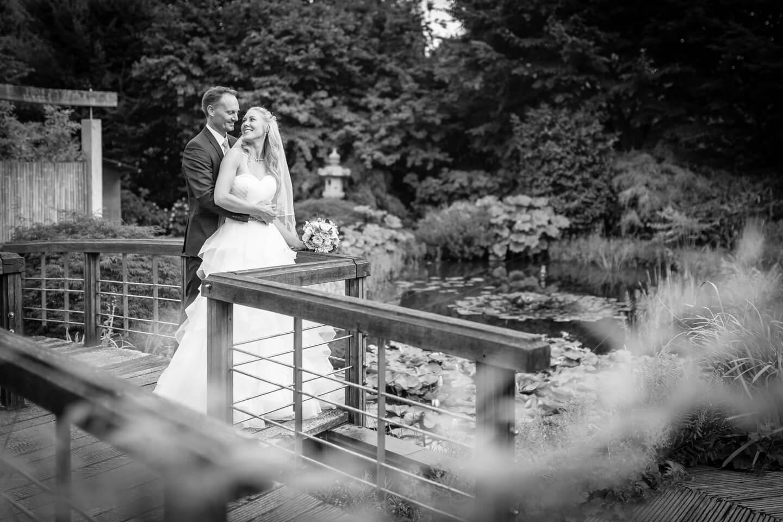 Schwarzweiß Hochzeitsfotos von Florian Läufer
