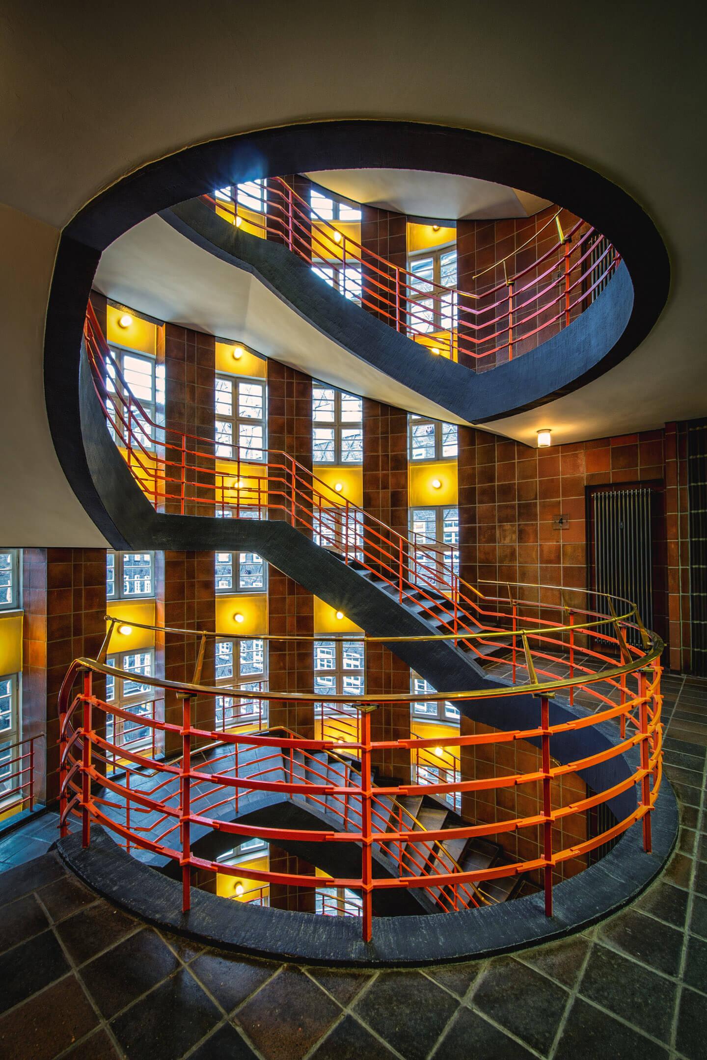 Architekturfotografie Sprinkenhof