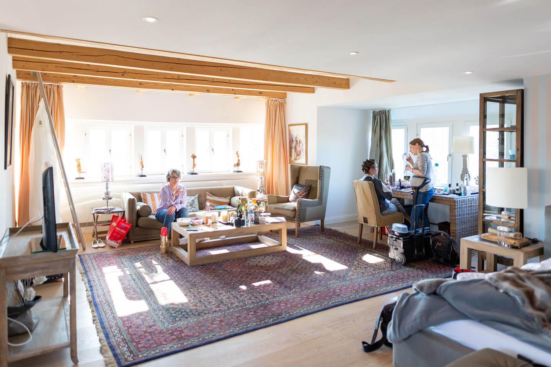 Suite im Hotel Bardenhagen