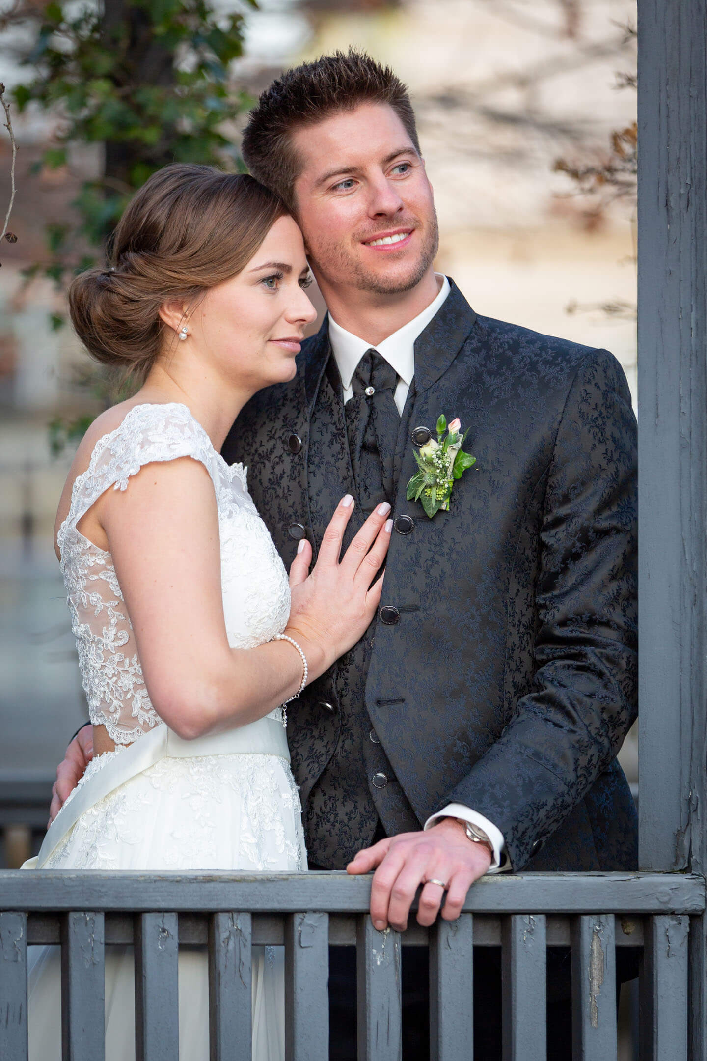 Paarfotos Hochzeit