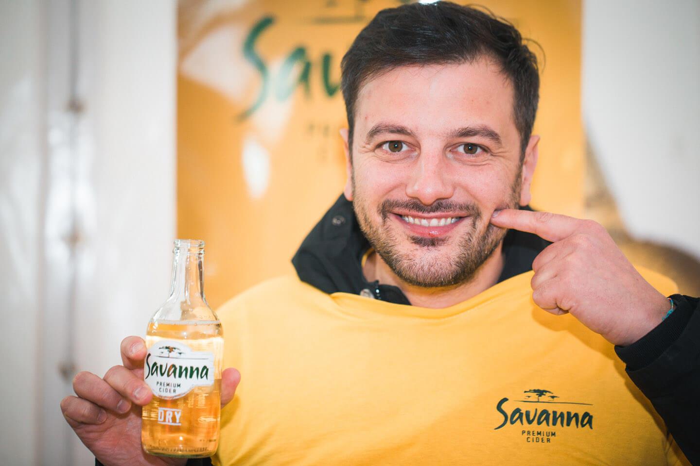 Savanna auf der Internorga 2019