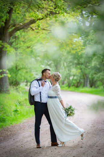 Brautpaarshooting mit dem Hochzeitsfotografen Florian Läufer aus Hamburg