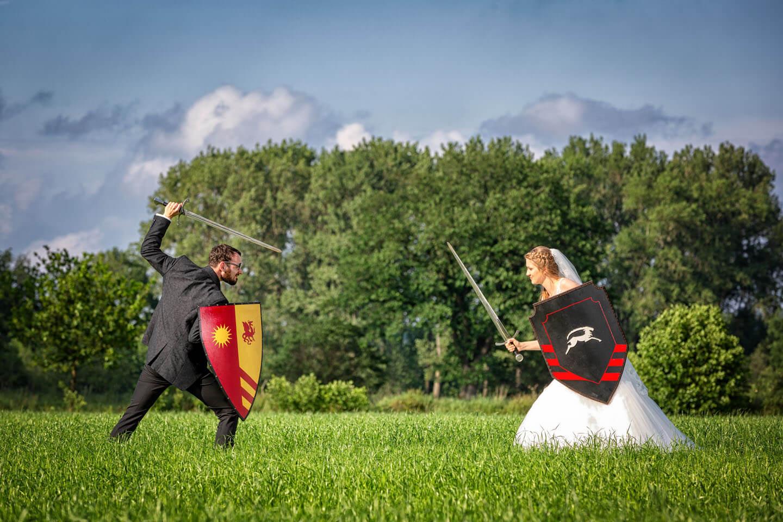 LARP Hochzeit - Fotoshooting. Fotograf: Florian Laeufer