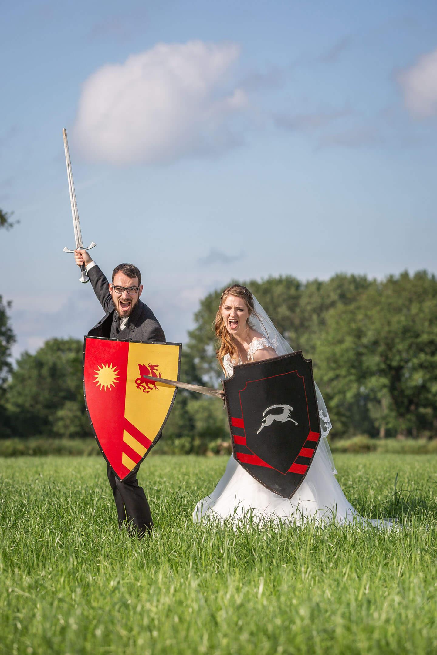 LARP Hochzeitsfotos (Fotograf: Florian Läufer, Hamburg)