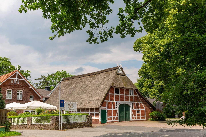 Hochzeitslocation Landhaus Westerhof bei Hamburg