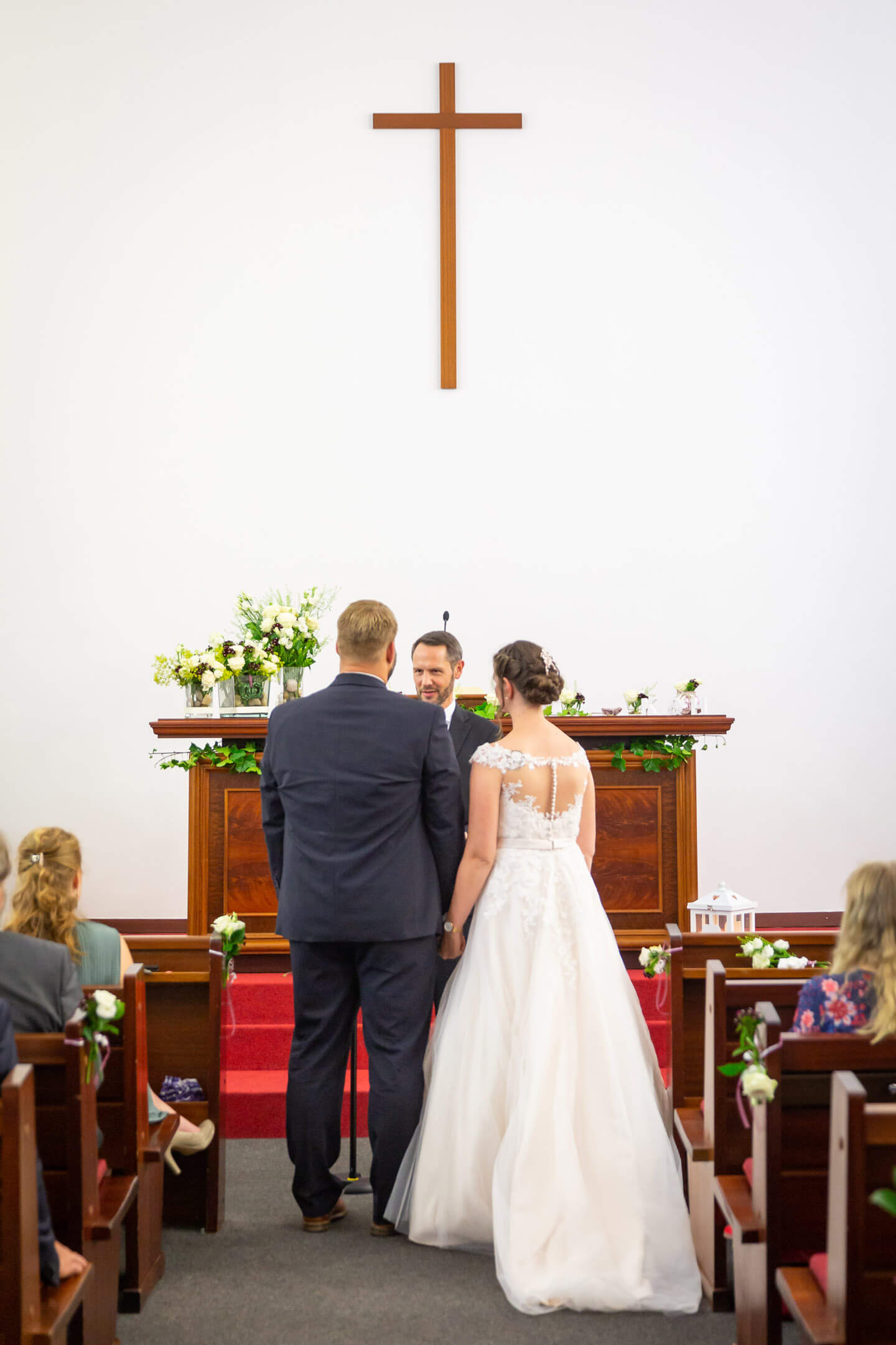 Trauung in der Neuapostolischen Kirche