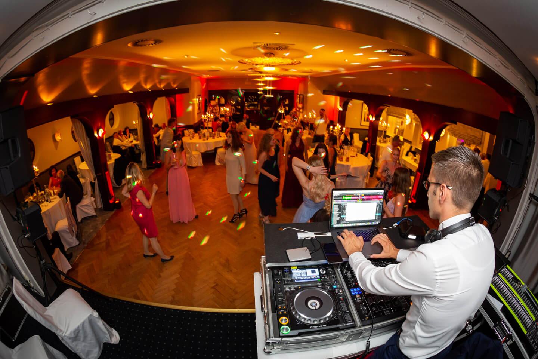 DJ jannik in Aktion