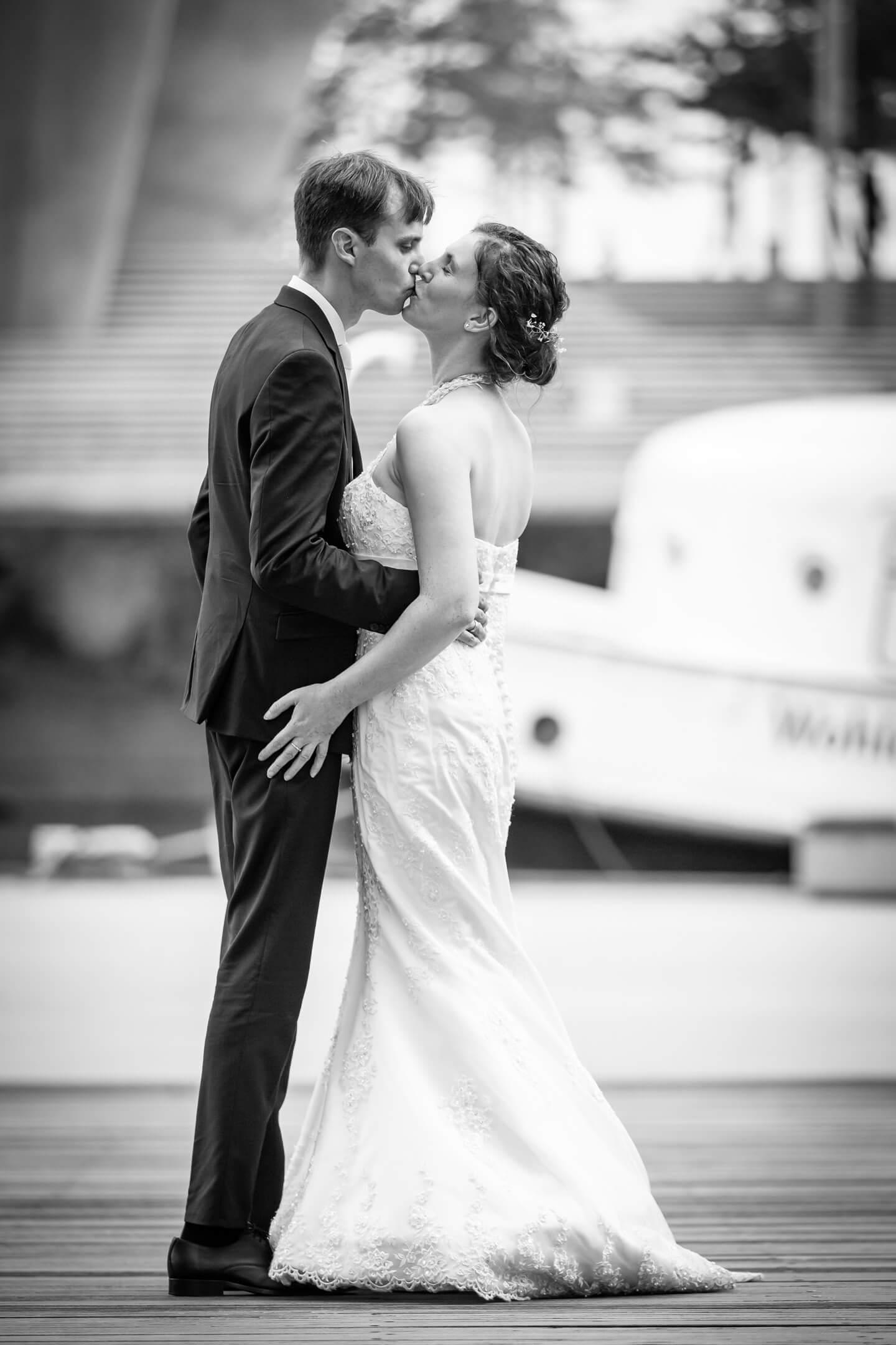 Hochzeitsbilder in der Hafencity