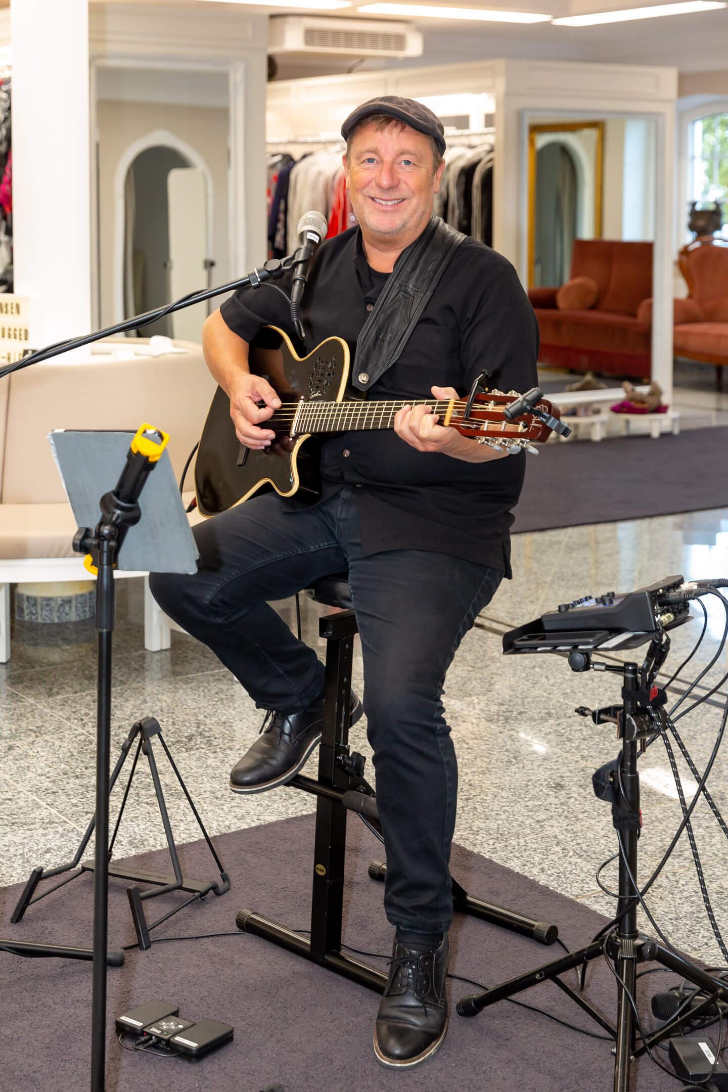 Jansen unplugged