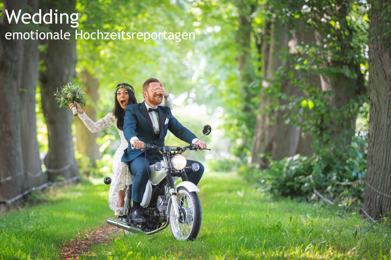 Der Fotograf Florian Laeufer aus Hamburg erstellt emotionale Hochzeitsreportagen