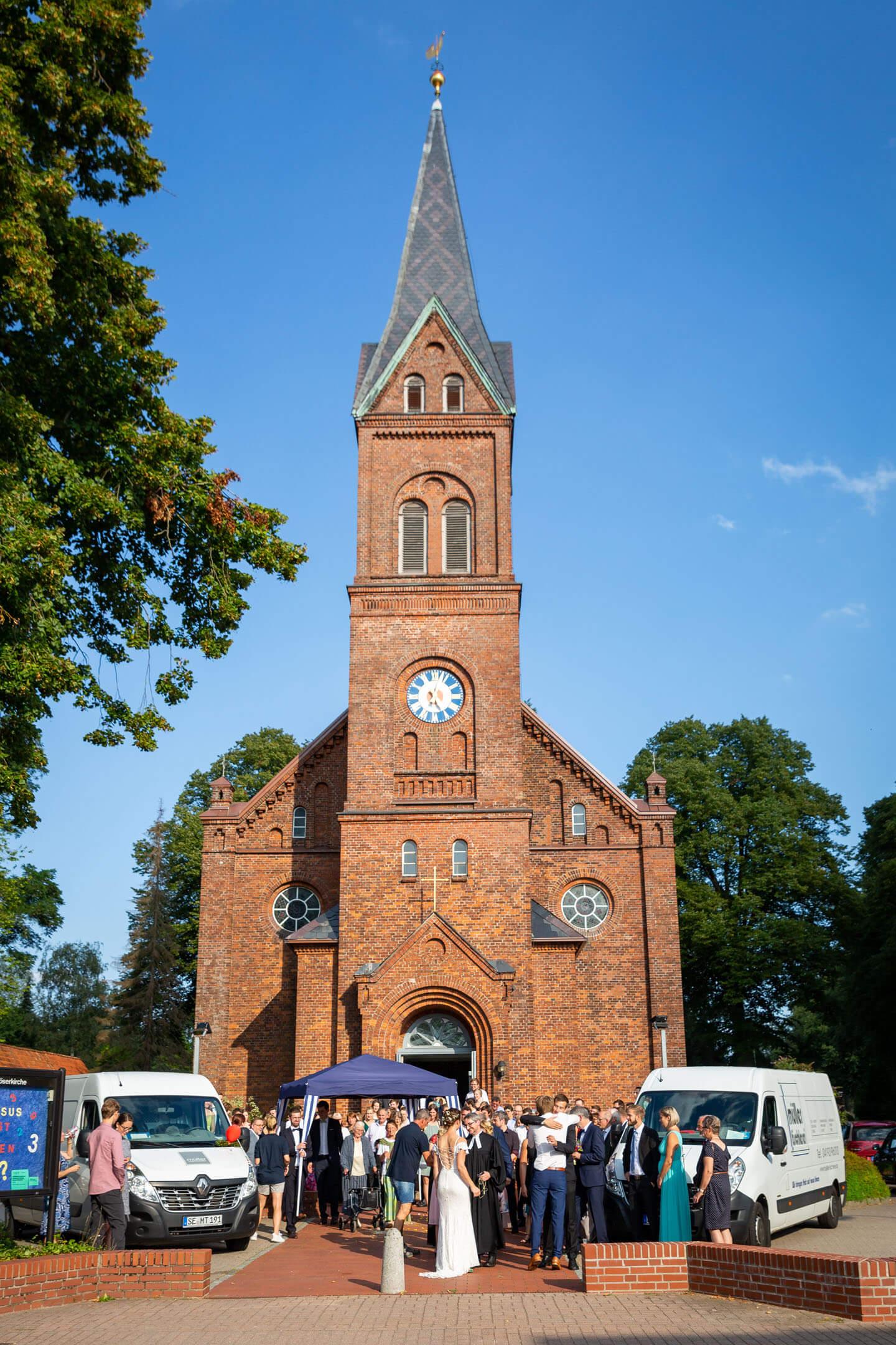 Kirche Bad Oldesloe