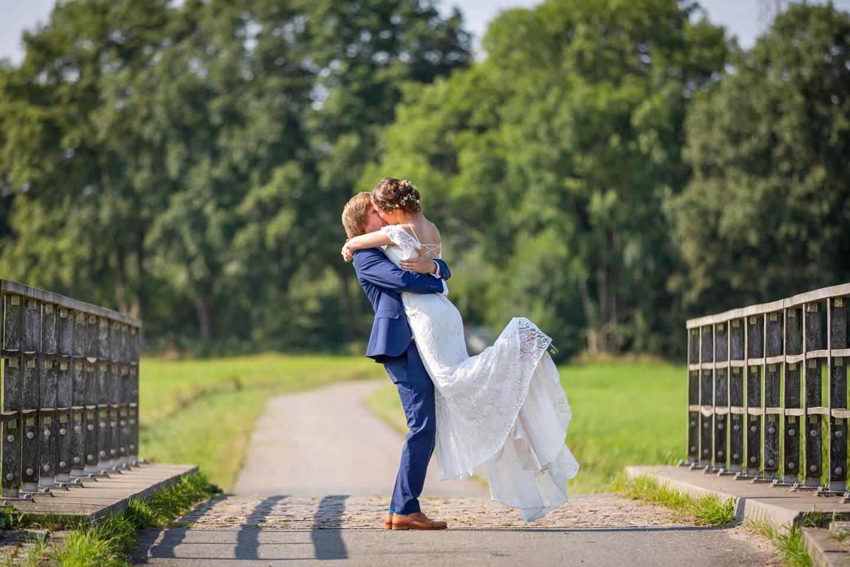 Brautpaarshooting in Schleswig-Holstein