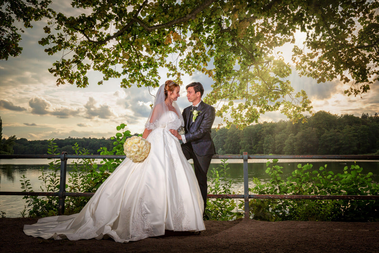 Hochzeit an der Außenmühle in Harburg