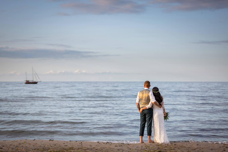 Emotionale Hochzeitsreportage von dem Fotograf Florian Läufer aus Hamburg
