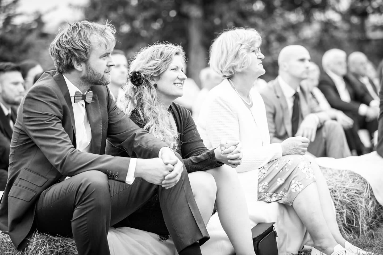 Hochzeitsgesellschaft freie Trauung in Meck-Pom